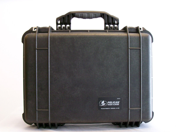 TC715 Shipping/Transport Case